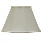 Empire Candle Shade Cream Dupion